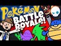 ULTIMATE POKEMON BATTLE ROYALE! 💥With