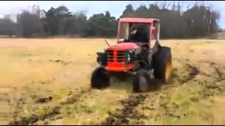 Crazy Tractor | Laugh and Live Therapy