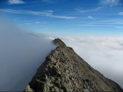 Hike & Fly Crib Goch Snowdonia