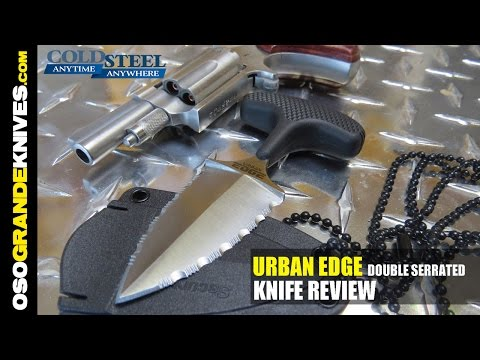 Cold Steel Urban Edge 43XLSS Push Dagger Review | OsoGrandeKnives