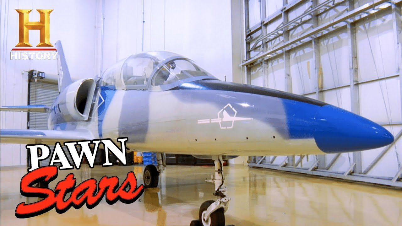 Download Pawn Stars: HIGH STAKES NEGOTIATION for Soviet Fighter Jet (Season 5)