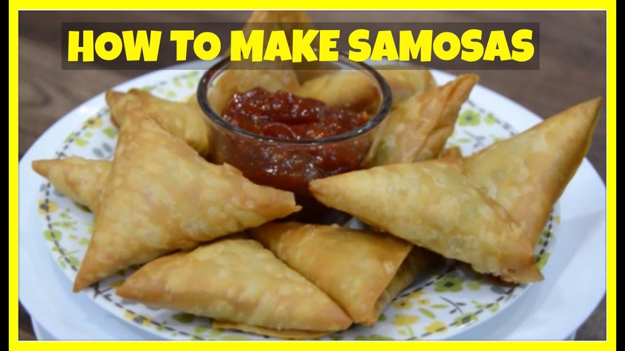How to make samosa indiancookingrecipes cookwithanisa how to make samosa indiancookingrecipes cookwithanisa ramadanrecipes recipeoftheday youtube forumfinder Images