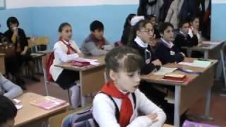 "Урок музыки на конкурсе ""Учитель года 2017"""