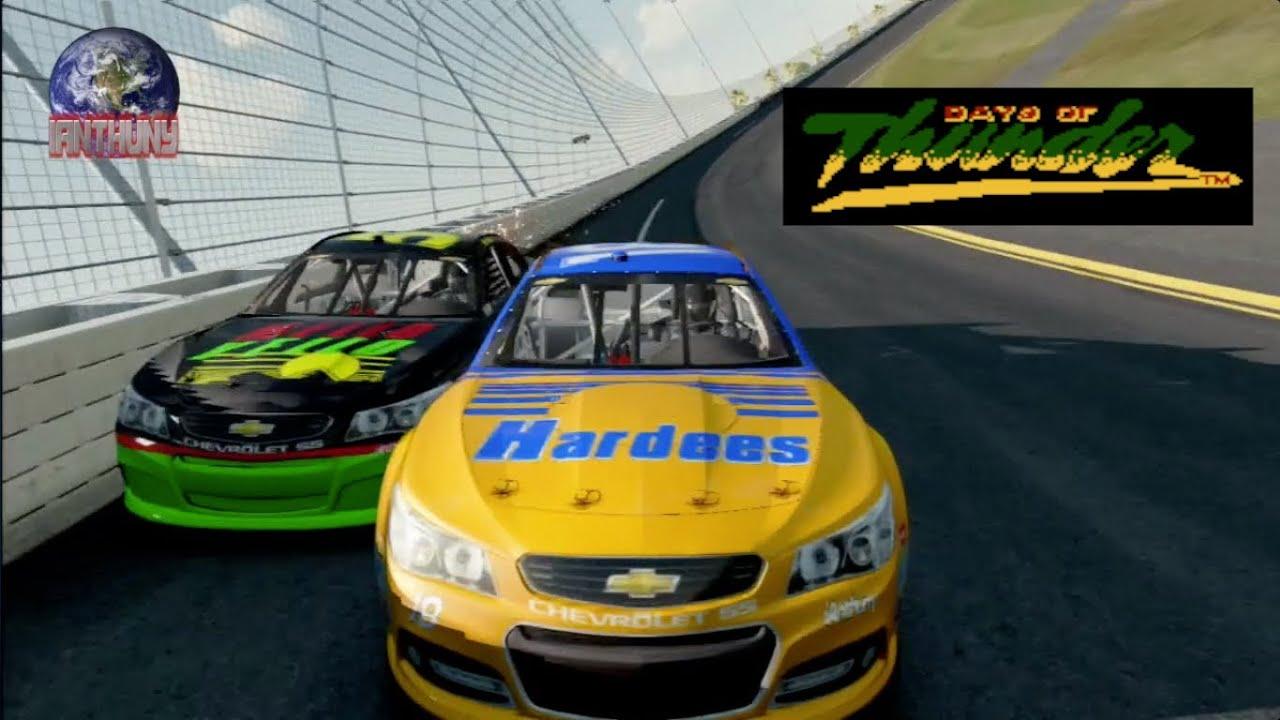 Days of Thunder on NASCAR '14 - YouTube