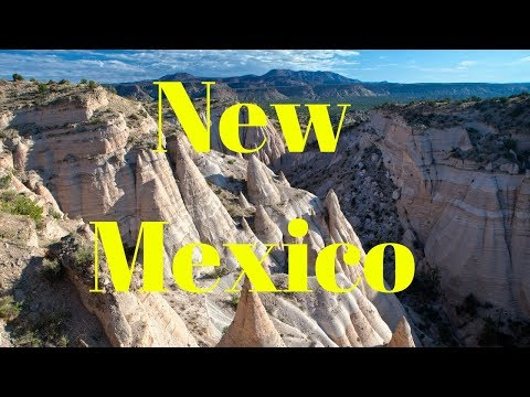 New Mexico Mountains Rudi's NORTH AMERICAN ADVENTURES 10/29/17 Vlog#1236
