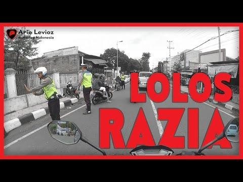 Lolos Razia Operasi Polisi | Riding Di Kota Salatiga | Motovlog Indonesia CB150R