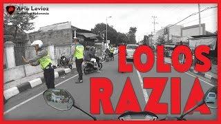 Lolos Razia Operasi Polisi | Riding Di Kota Salatiga