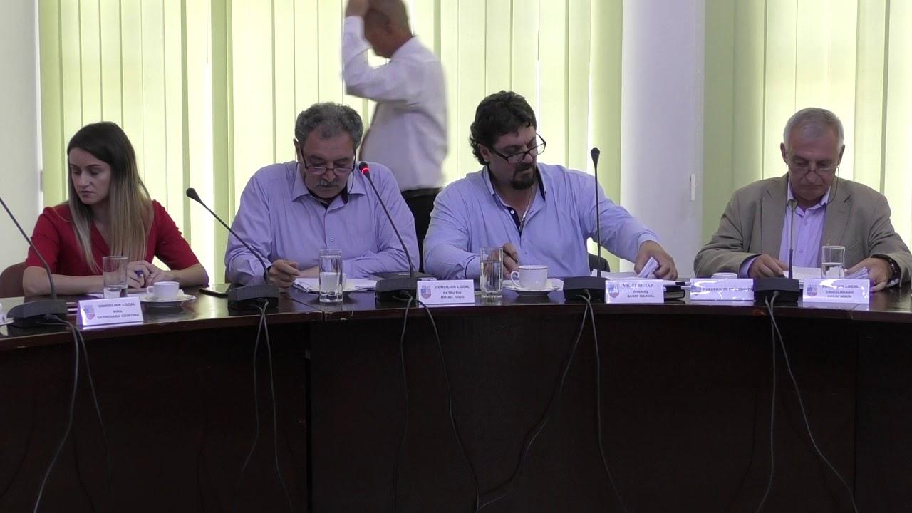 Ședință Consiliul Local Câmpia Turzii (27.06.2019)