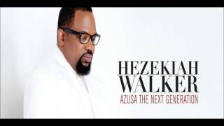 Watch Hezekiah Walker Amazing video