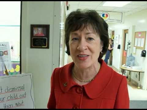 Susan Collins on Healthcare