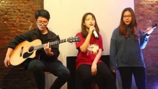 Xanh - Ngọt - Glee Ams live cover
