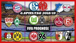 Bundesliga Spieltag 6 - Zusammenfassungen [FIFA 19 Prognose] I 2018/19 Deutsch (HD)