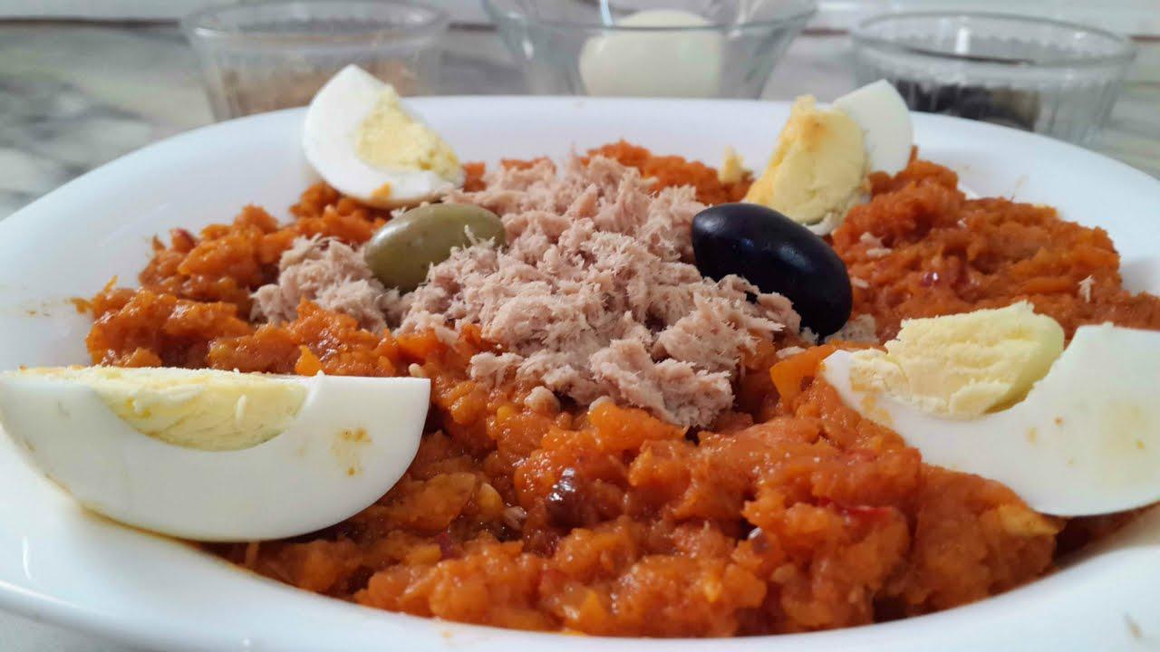Cuisine tunisienne ommek houria youtube - Youtube cuisine tunisienne ...