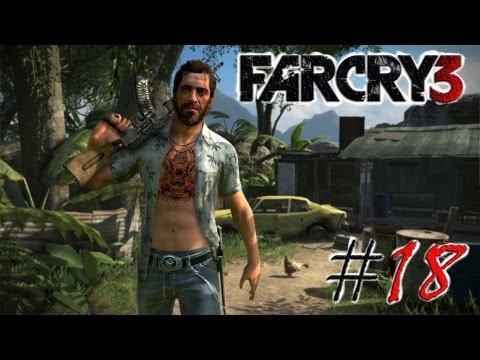 Смотреть прохождение игры Far Cry 3. Серия 18 - Японские руины.