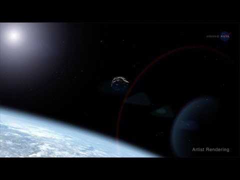 NASA ScienceCasts: The International Asteroid Hunt