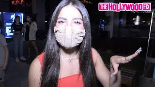 Addison Rae, Bryce Hall & More Celebrate 50 Million Followers With Fans At BOA Steakhouse 7.12.20