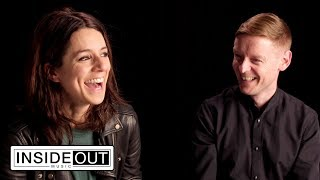 PURE REASON REVOLUTION - Jon Courtney & Chloë Alper discuss reuniting