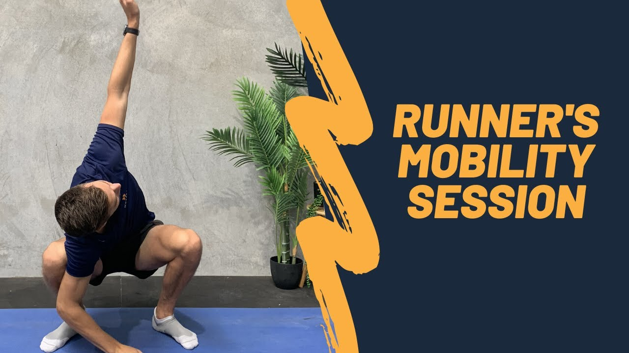 Mobility For Runners - Self Help Series