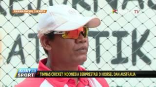 Gambar cover Target Timnas Cricket di Sea Games 2017