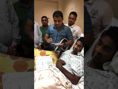 Happy Manila helping Coma Patient in Manila