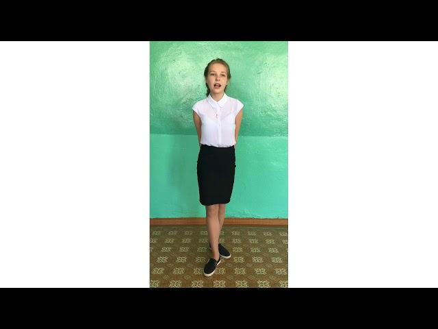 Изображение предпросмотра прочтения – МарияСкоблова читает произведение «Тот самый длинный день в году» К.М.Симонова