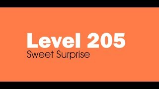 Candy Crush Saga level 205 Help,Tips,Tricks and Cheats