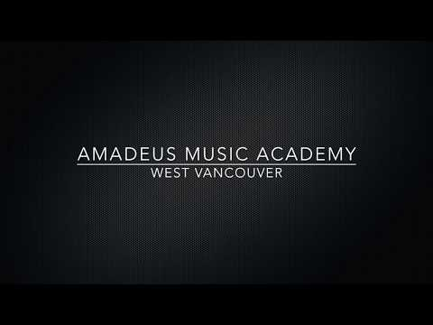 Nick Sergienko - Amadeus Music Academy