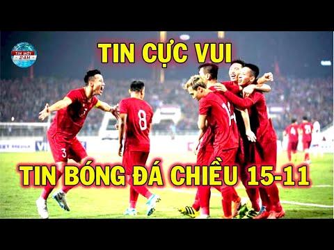 Tin Bóng Đá 15/11: ĐT Việt Nam nhận tin cực vui trước màn tái đấu Thái Lan