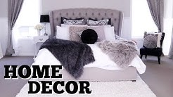 HUGE HOME DECOR HAUL!!! + DECORATING ON A BUDGET!!!