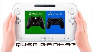 PS4 x Wii U x Xbox One