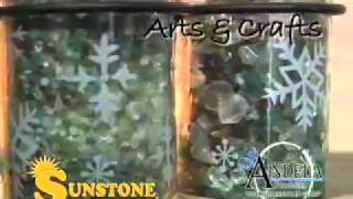 Andela Sunstone Recycled Tumbled glassroots Movement