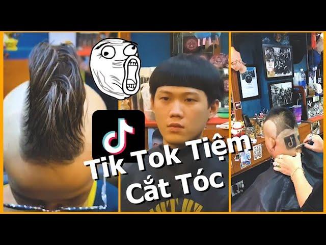 Tik Tok Tiệm Tóc Hay Nhất Vui Nhộn Giải Trí | Tik Tok Việt Nam | Barbershop Vũ Trí
