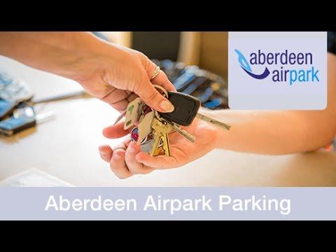 Aberdeen Airport Airpark Parking | Holiday Extras