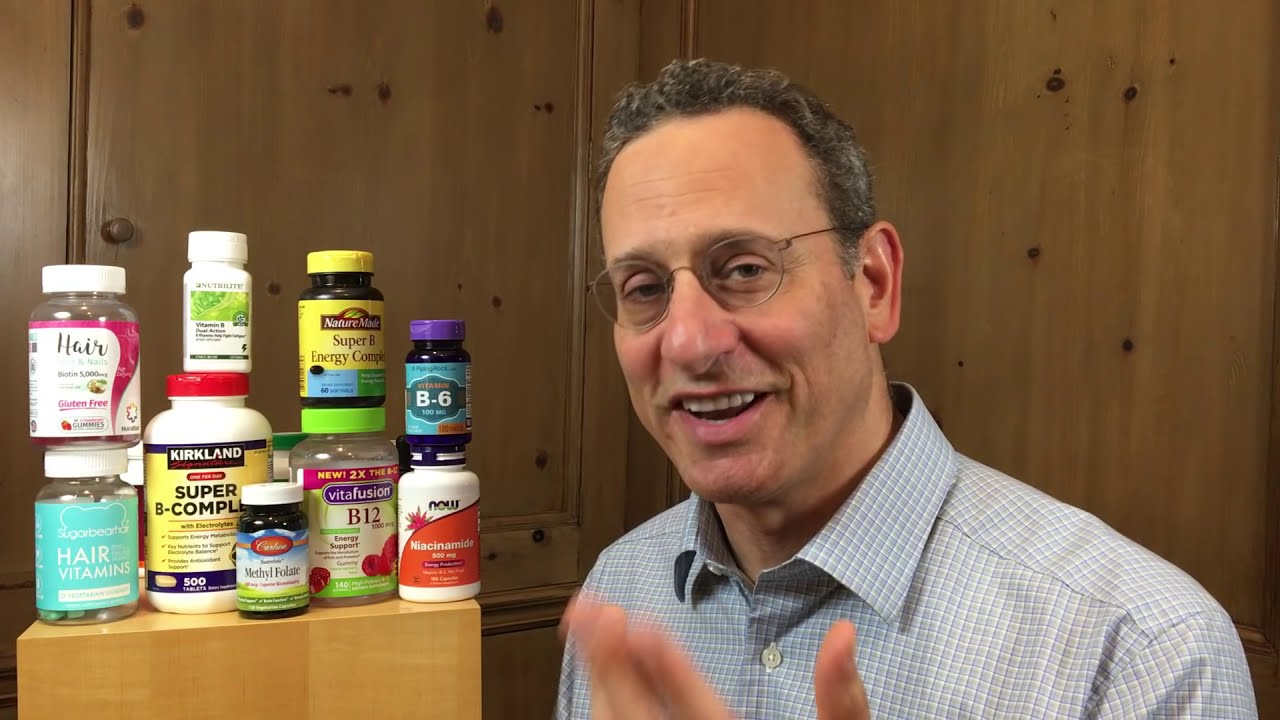B Vitamins - Dr  Cooperman Explains What You Need to Know