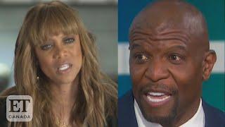Terry Crews, Tyra Banks Talk Gabrielle Union's 'AGT' Criticisms