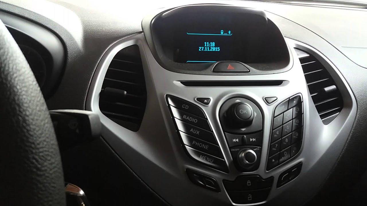 Barulho Tec Tec Tec Do Novo Ford Ka Video 2 Youtube