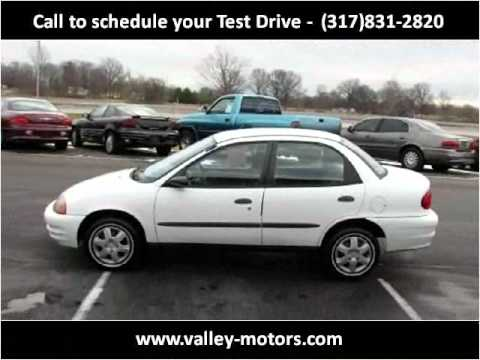 2000 Chevrolet Metro Used Cars Mooresville In Youtube