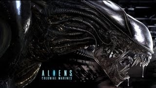 Aliens: Colonial Marines Gameplay (PC HD)