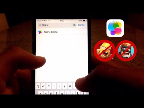 How To Erase Game App Data From Game Center For IPhone IOS 11 *restart Game Progress [ 2019 ]