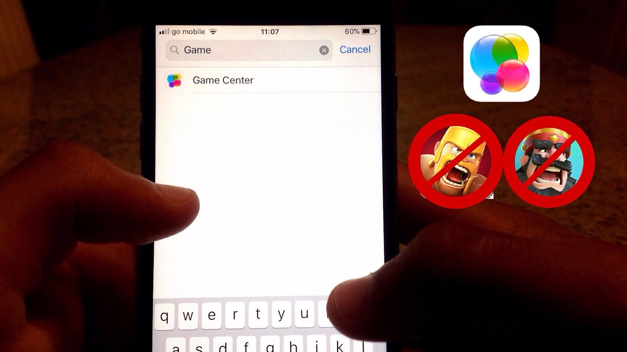 How to Delete Game Data on iPhone - YouTube