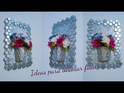 Diy Home Decor/ Adorno de Pared/ Wall Ornament/ Diy