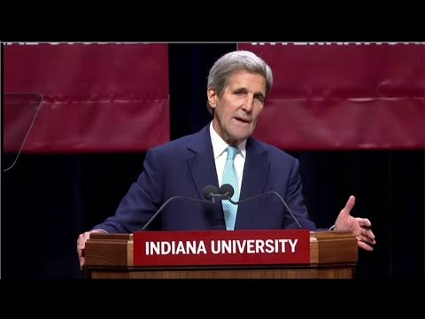 U.S. Foreign Policy in a Changing World, Indiana University