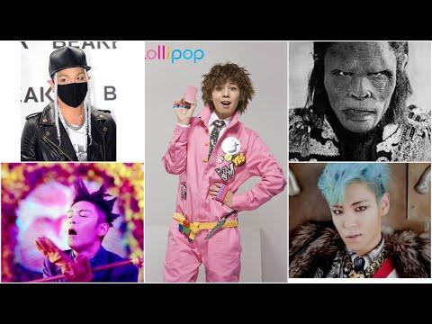 BIG BANG's TOP 8 CRAZIEST Fashion Styles