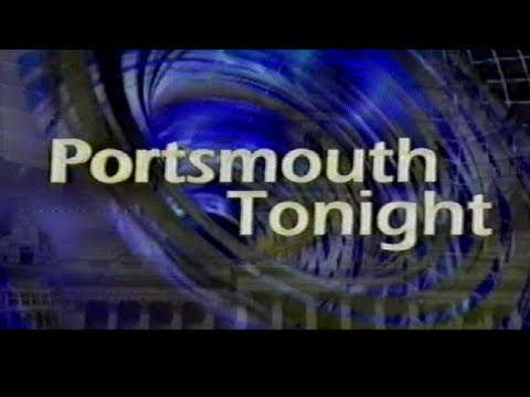 Portsmouth Tonight - Portsmouth TV Jan 2002