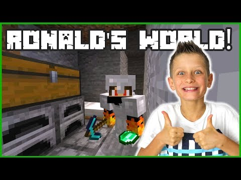 BACK TO THE BEGINNING in RONALD'S WORLD! from YouTube · Duration:  30 minutes 11 seconds