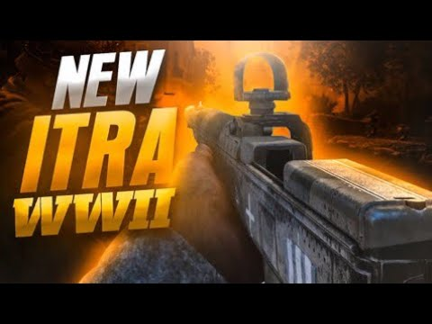 UNA BESTIA | NUEVA ITRA DE RAFAGAS EN CALL OF DUTY: WW2