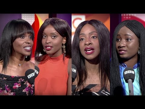 Do women get plastic surgery to please men? #TheSheWord - BBC Africa