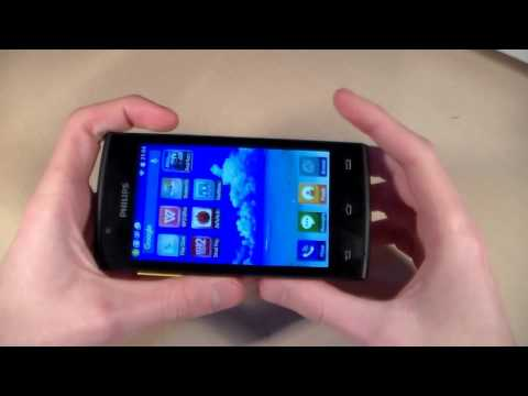 Review Philips S307 (unboxing, design, perfomance, camera)