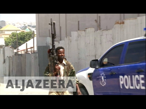 Somalia on lockdown ahead of presidential elections