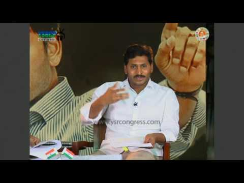 YSRCP President YS Jagan Interaction With NRIs on AP Special Status || Part 2